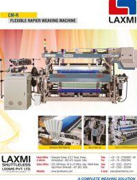 Laxmi Shuttleless Loom